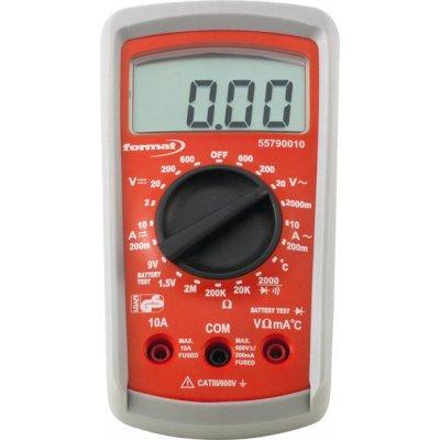 Digitální multimetr 2-600V FORMAT