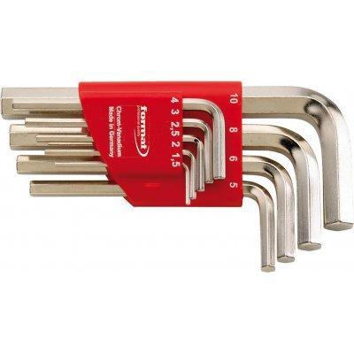 Držák na inbusové klíče 1,5-10x mm 9 ks FORMAT