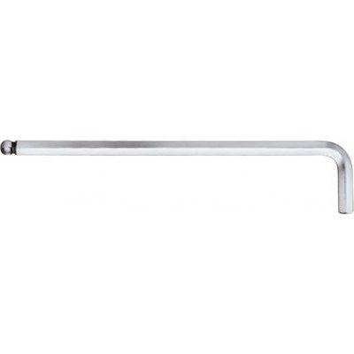 Inbusový klíč dlouhý, kulová hlava 6x mm Wiha