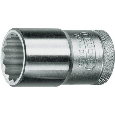 """Nástrčkový klíč 12-hran 1/2"""" 1.3/16""""x43mm GEDORE"""