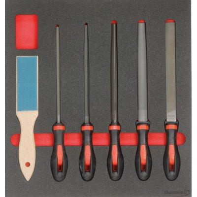 Modul pro nástroje 2/3 Pilníky FORMAT