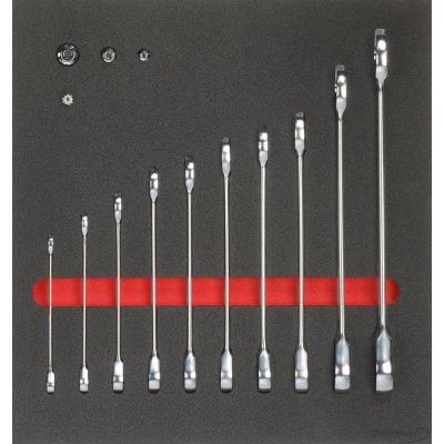 Modul pro nástroje 2/3 Očkový klíč s ráčnou FORMAT