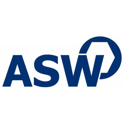 """Kovaný redukční adaptér 3/8"""" na 1/4"""" ASW"""