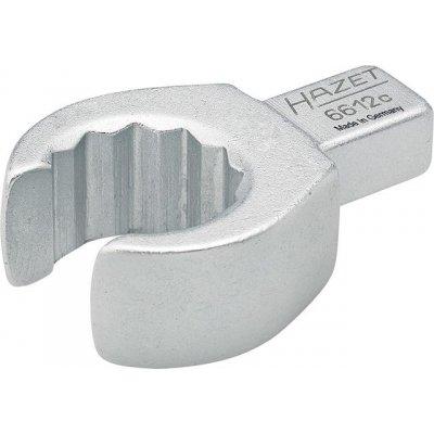 Nástrčný očkový klíč otevřený 17mm 9x12mm HAZET