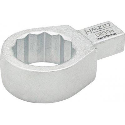 Nástrčný očkový klíč 10mm 9x12mm HAZET