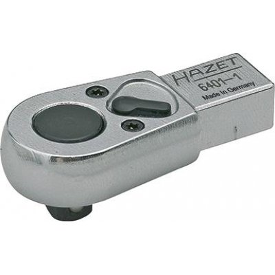 """Nástrčný ráčna s přepínací páčkou 1/4"""" 9x12mm HAZET"""