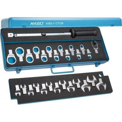 Sada momentových nástrojů 6292-1CT 28ks. HAZET