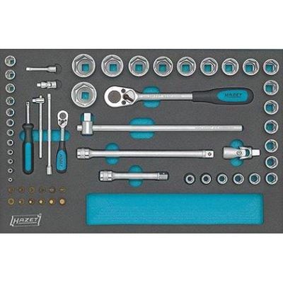Modul pro nástroje 163-57/56 Nástrčný klíč HAZET