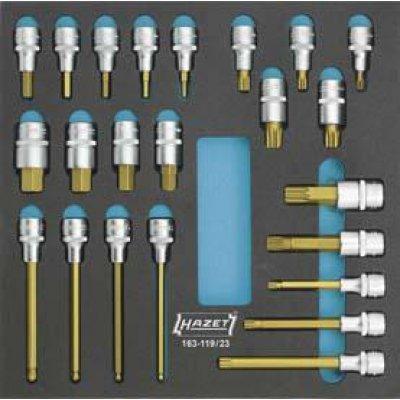 Modul pro nástroje 163-119/23 Nástrčný klíč HAZET