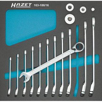 Modul pro nástroje 163-186/16 Ráčnový klíč HAZET