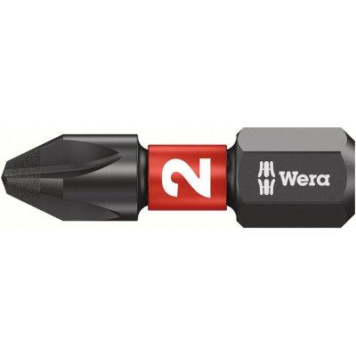 "Bit Impaktor 1/4"" DIN3126C6,3 PH2x25mm Wera"