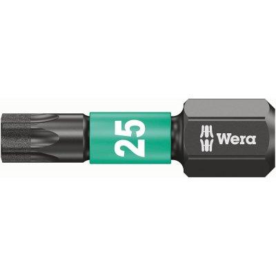 """Bit Impaktor 1/4"""" DIN3126C6,3 T25x25mm Wera"""