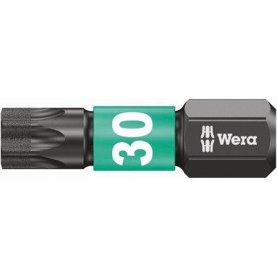 """Bit Impaktor 1/4"""" DIN3126C6,3 T30x25mm Wera"""