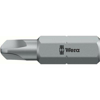"""Bit tvrdý typ 1/4"""" DIN3126C6,3 TRI-Wing 2x25mm Wera"""