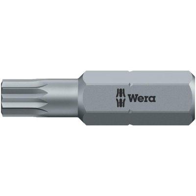 "Bit tvrdý typ 1/4"" DIN3126C6,3 XZN M4x25mm Wera"