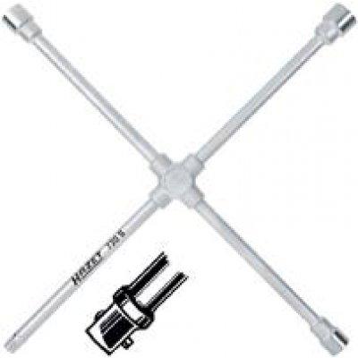 """Křížový klíč 750mm 6hran 24x27x32mmxDIN 3120 3/4"""" vnější HAZET"""