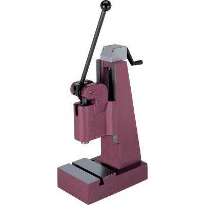 Ruční pákový lis a Kolenová páka 2600kp zdvih 60mm Berg & Schmid Pressentechnik