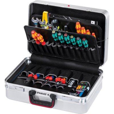 Kufr na nářadí CLASSIC hliník 460x165x310mm PARAT