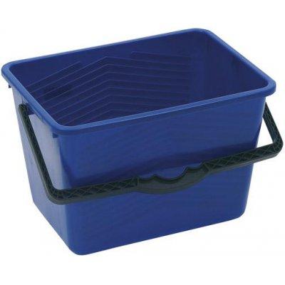 Kbelík na barvu stupnice, hranatý 14l modrý Nölle PROFI BRUSH