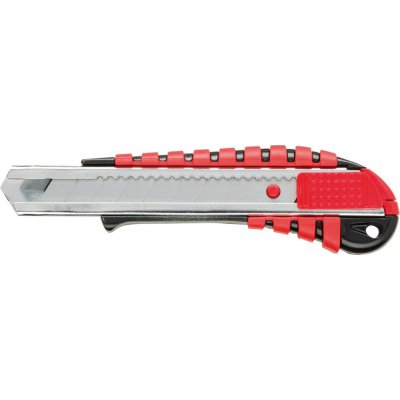 Nůž Cutter kovový 1 čepel 18mm FORMAT