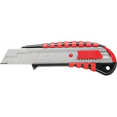Nůž Cutter kovový 1 čepel 25mm FORMAT