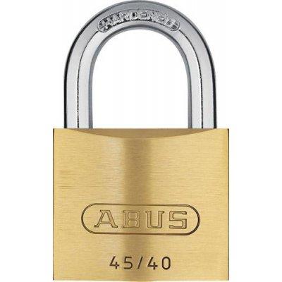 Cylindrický zámek, mosaz 4-40 5 klíčů ABUS