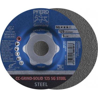 Brusný kotouč CC-GRIND Solid Steel 125mm PFERD