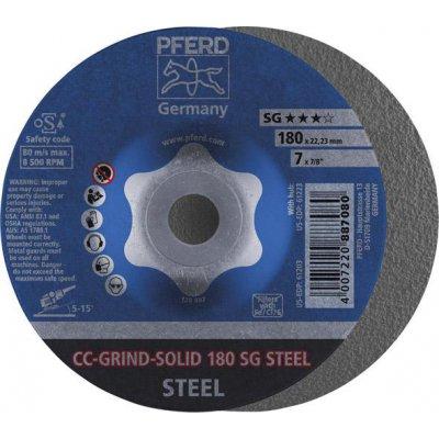 Brusný kotouč CC-GRIND Solid Steel 180mm PFERD