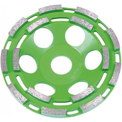 Brusný talíř Diamant EC 73 125mm 30x7x6,5mm CEDIMA