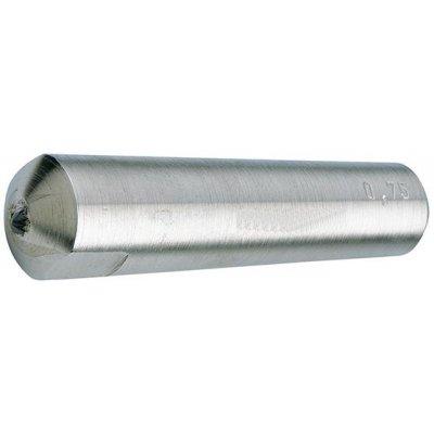 Jednokamenový orovnávač Diamant 0,75 karátů stopka MK0 FORMAT