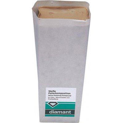 Brusná a lešticí pasta 700g bílo-béžová Diamant