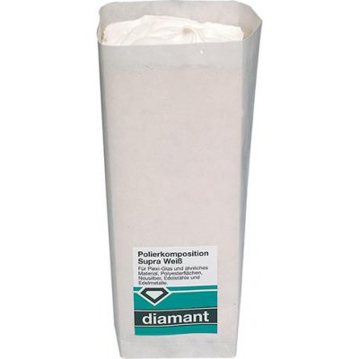 Brusná a lešticí pasta 900g supra bílá Diamant
