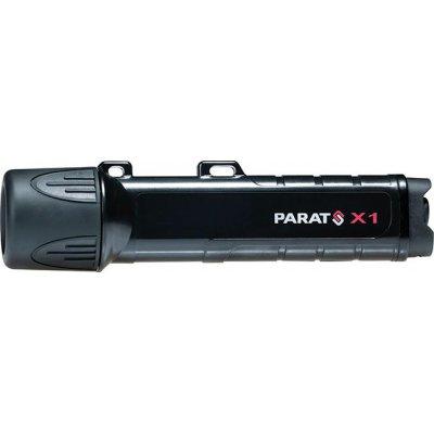 Kapesní svítilna X1 LED 167x38mm černá PARAT