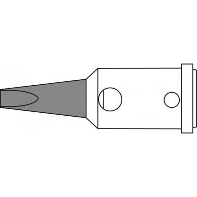 Letovací hrot 0G072KN/SB pro sadu pájení plynem Independent Ersa