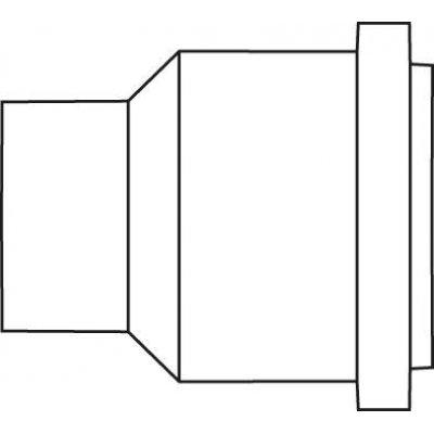 Opalová tryska 0G072BE/SB pro sadu pájení plynem Independent Ersa