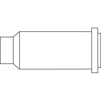Tryska na horký plyn 0G072HE/SB pro sadu pájení plynem Independent Ersa