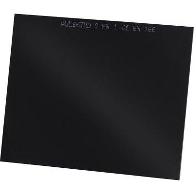 Ochranné svářečské sklo DIN13 90x110mm