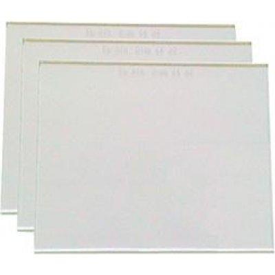 Vnější sklo DIN 40x110mm čiré