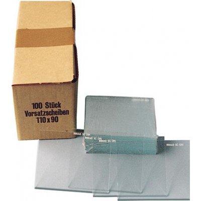 Vnější sklo, USS, antiadhezní 90x110mm