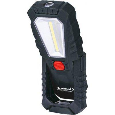 LED ruční lampa 3W FORMAT