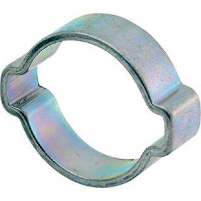 2-oušková hadicová spona W1 7,5mm rozpětí 13-15mm IDEAL-Schlemper
