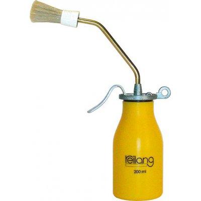 Olejnička se štětcem, polyetylen 300ml Reilang