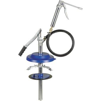 Sudová pumpa s maznicí a ruční čerpadlo na kbelík 240-270mm 15kg PRESSOL