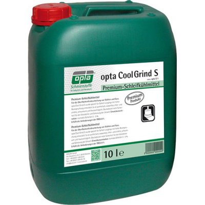 Prémiové brusné chladivo Cool Grind S kanystr 10l OPTA