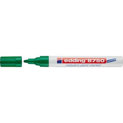Průmyslový lakovací značkovač 8750 zelená edding
