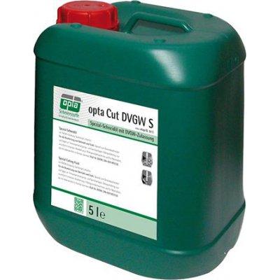 Speciální řezný olej CUT DVGW S 5l opta