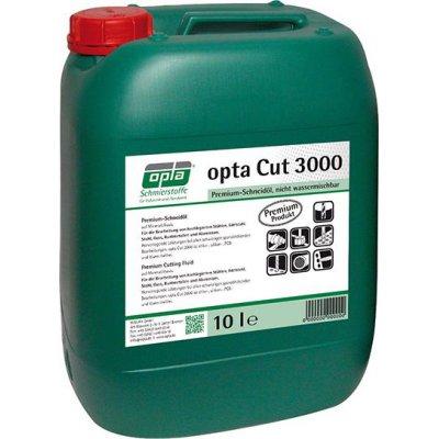 Prémiový řezný olej Cut 3000 10l opta