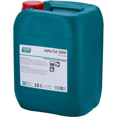 Vysoce výkonný řezací olej CUT 2000 10l opta