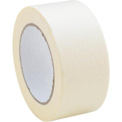 Krepová lepicí páska maxtape 50 mm x 50 m chamois