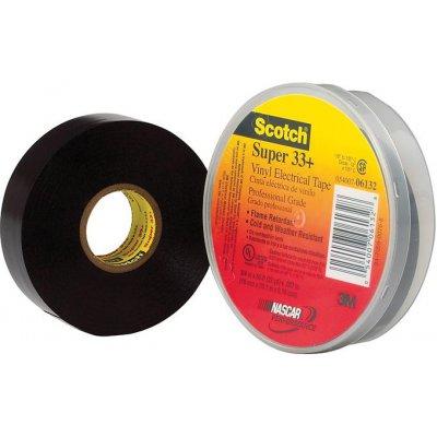 Izolační páska Super 33+ 19mmx20m černá 3M